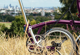 Brompton Bike Hire Folding Bicycle Hire Across The Uk